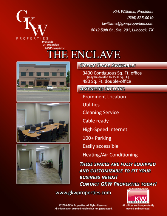 The Enclave in Lubbock, TX
